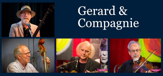 Gerard & Compagnie – Three of a Kind en My name is Foster